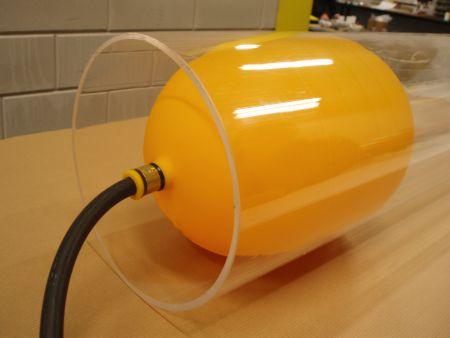 PVC obturateur gonflable risque inondation