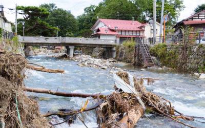 Les systèmes anti-inondations du Japon parmi les meilleurs