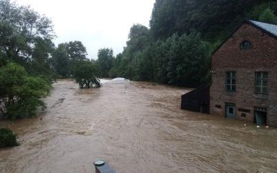 Inondations catastrophiques en Wallonie, juillet 2021