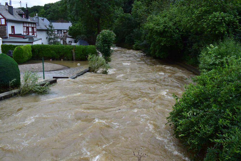 risque inondation rivière crue